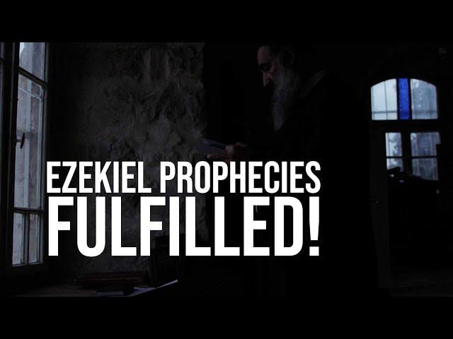Ezekiel prophecies fulfilled!  Hear this powerful testimony!