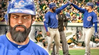 BRIDGES & RIZZO HITTING HOME RUNS! MLB 16 THE SHOW Road to the Show Gameplay Ep. 22