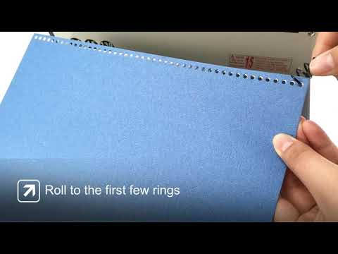 Rayson PD-1501 Spiral binder