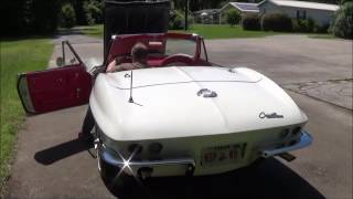 1965 and 1974 Vette Vid HD