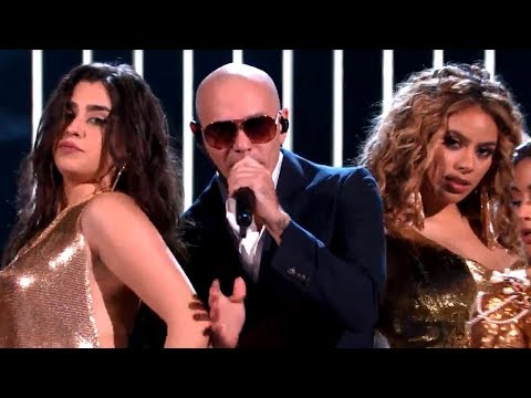 "Fifth Harmony Gives SULTRY Performance Of ""Por Favor"" On DWTS Finale"