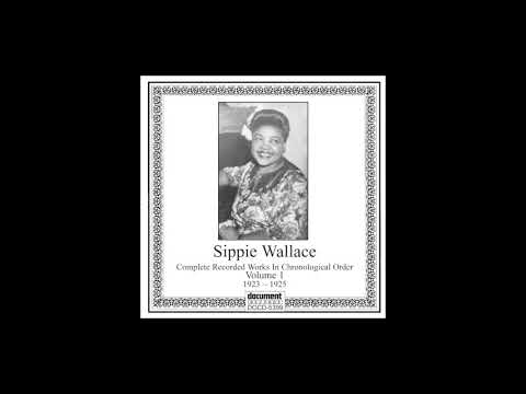 Baby, I Can't Use You No More - Clarence Williams' Blue Five with Sippie Wallace