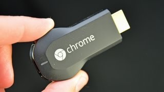 Google Chromecast: Unboxing & Review