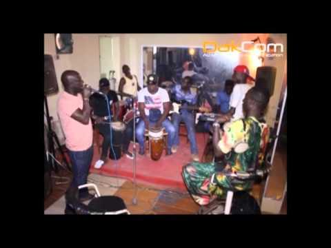 REPETITION de Keba SECK et le Kebs Band