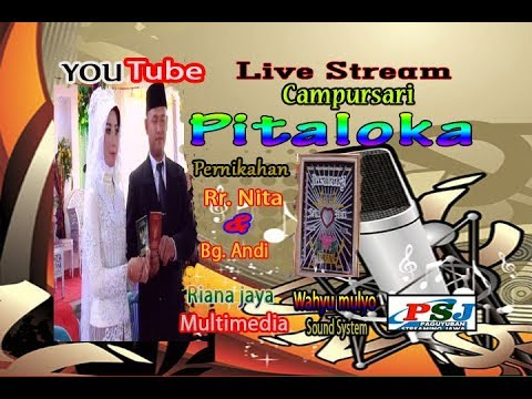LIVE  Streaming  RIANA JAYA  #  Campursari  Sang Pitaloka # Sound System  Wahyu Mulyo  # P S J Mania