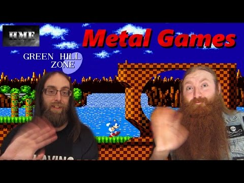 Our Favorite Metal Music From Video Games