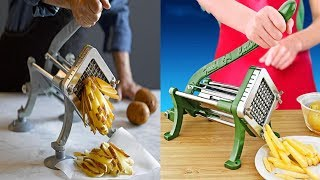 ☑️ French Fry Cutter: 5 Best French Fry Cutters In 2018   Dotmart