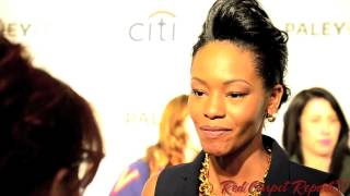 "Sufe Bradshaw at #PaleyFest's ""VEEP"" Panel and Red Carpet #VEEP #HBO @sufebradshaw"