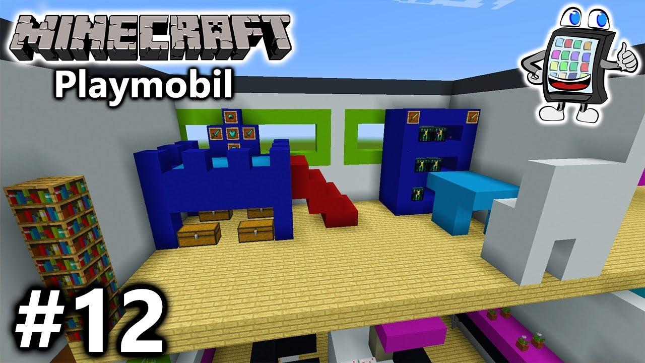 Minecraft playmobil luxusvilla bauen 12 julian vogel for Luxusvilla bauen