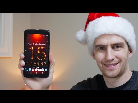 10 Christmas Live Wallpapers Rob Recommends! AT #39
