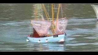 RC Boat - Smorebrod E 17 - Danish Cutter