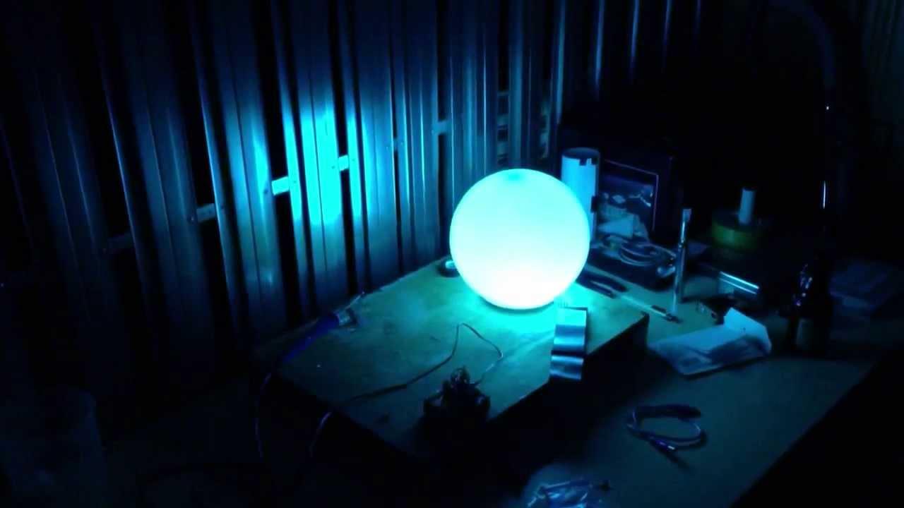 fado moodlamp hack with arduino youtube. Black Bedroom Furniture Sets. Home Design Ideas