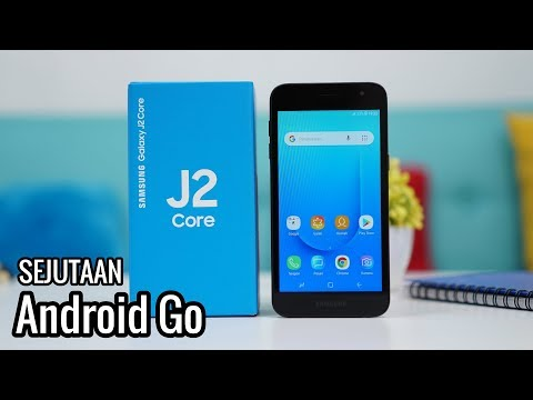 UNBOXING SAMSUNG GALAXY J2 CORE INDONESIA!
