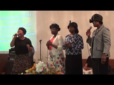 Deliverance Shiloh Apostolic Church Chior Singing