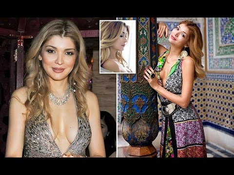 Gulnara Karimova Billionaire 'princess' daughter of former U