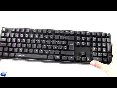 [Unboxing ITA] Cooler Master Masterkeys Pro L GeForce GTX Edition