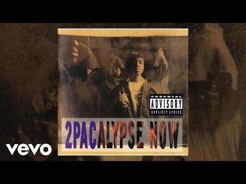 2Pac - 2Pacalypse Now (Behind The Scenes)