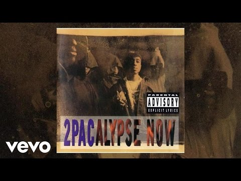 2Pac - 2Pacalypse Now (Behind The Scenes)