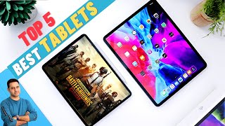 Top 5 Best Tablets For Students   Gaming   Office   Kids   Latest 2021   10,000 Rs To 50,000 Rs.