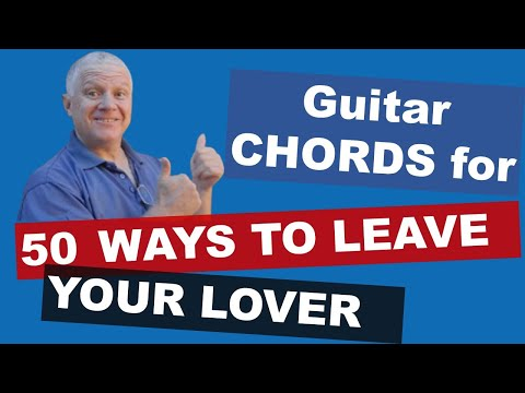 65 Mb 50 Ways To Leave Your Lover Chords Free Download Mp3