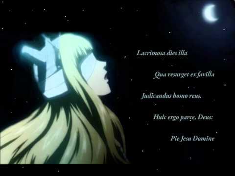 Lala's Lullaby (Sheet Music) - D.Gray-Man