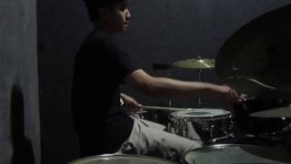 BESIDE - ELEVEN HEROES (DRUM COVER Afif Cahya)