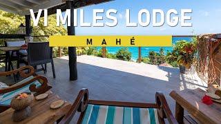 """Apartement """"VI Miles Lodge"""" on Mahé, Seychelles"""
