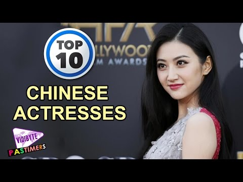 Top 10 Beautiful Chinese Actresses In 2016 || Pastimers