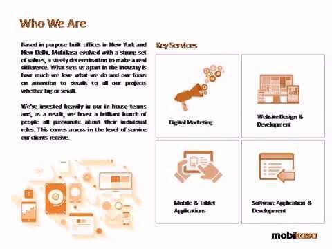 Mobile App Development - Web Development Company New York