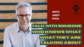 Business Sales Strategy with Andy Paul   The Jono Show