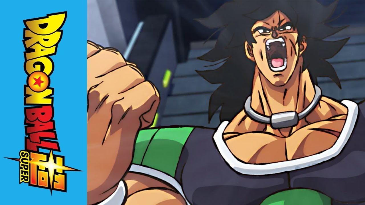 Dragon Ball Super Broly Baby Bra Concept Art