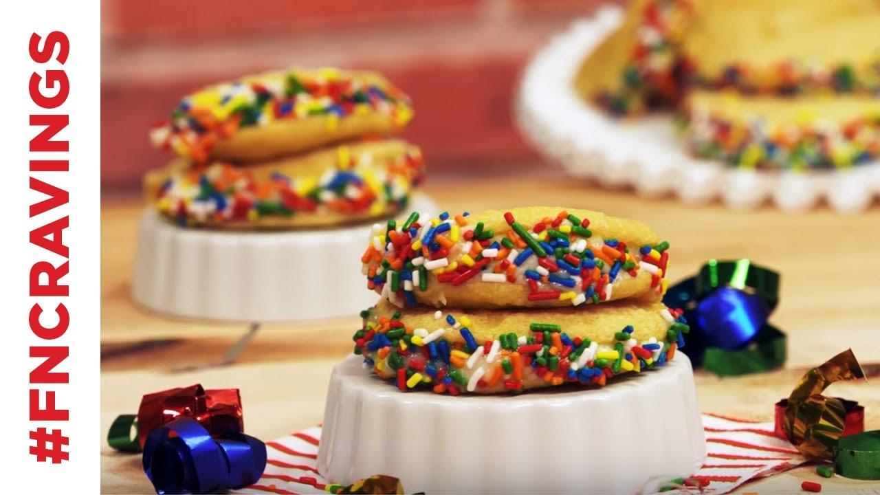 Birthday Sprinkle Whoopie Pies