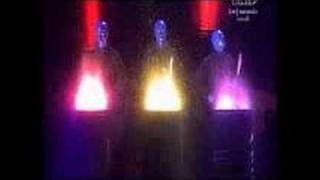Tiesto and blue man group - dance for life