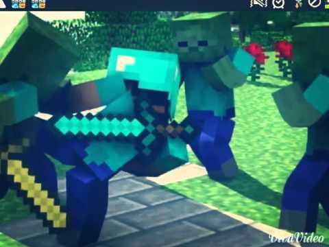 Minecraft kampf bilder youtube - Minecraft bilder ...