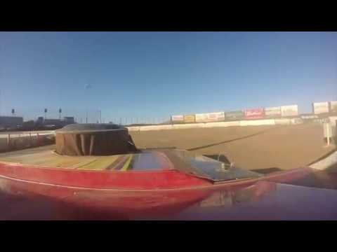 Kenny Wallace Dirt Racing Experience-Perris Auto Speedway