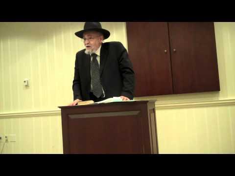 "Rabbi Moshe Tendler: ""Health Care Reform: A Torah Perspective"""