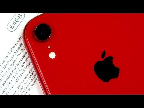 iPhone XR Update!