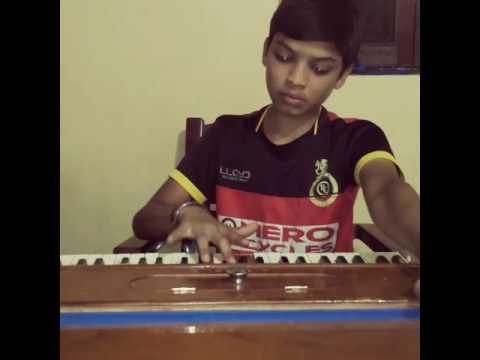 mere rashke qamar instrumental by vinayak Vishwakarma