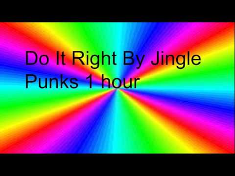 Do It Right By Jingle Punks 1 hour