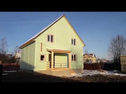 Новый дом в Ульяновке #domlegko #СветланаФилипповаСПб