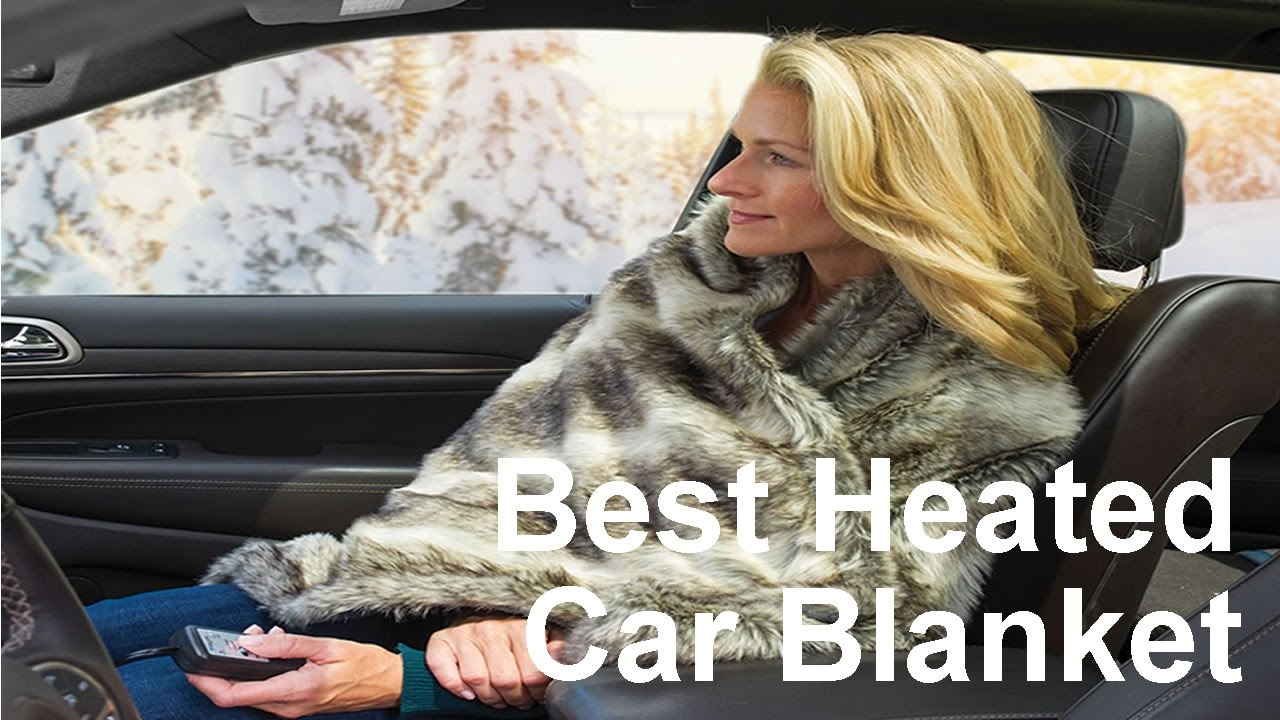 Electric Heated Blanket For Car - YouTube 5e7584bb5