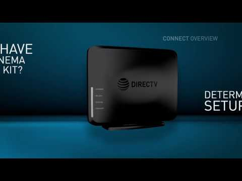 Troubleshoot DIRECTV Wireless Cinema Connection Kit from YouTube · Duration:  2 minutes 37 seconds