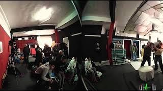 Cilindrico Miguel Angel -grabado en 360ºy VR