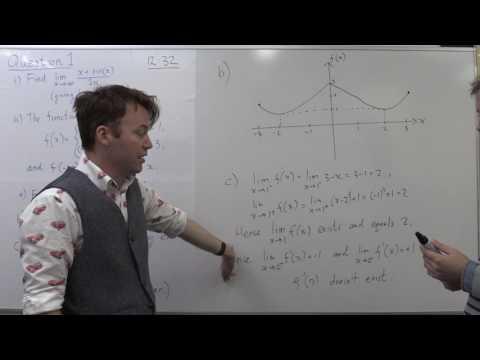 MATH1131/1141 final exam revision