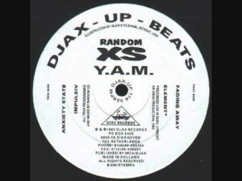 Random XS - Fading Away - Y.A.M. EP Djax 176