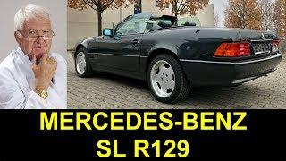 Ile kosztuje Mercedes- Benz SL z Niemiec? (R129)
