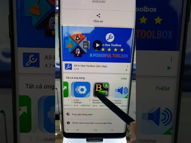 [VAS & More] Hướng dẫn tìm phần mềm có chứa quảng cáo trên Android