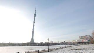 Останкинская башня - битва за высоту