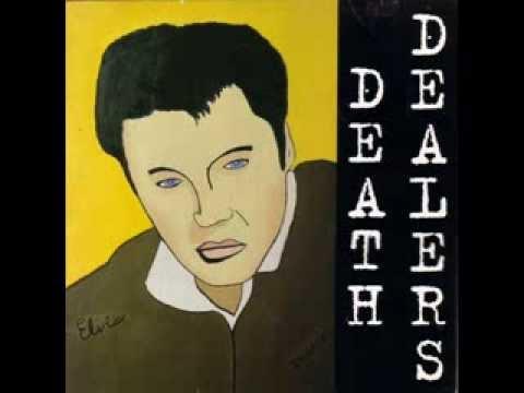 v/a 'DEATH DEALERS' LP murder/serial killer themed comp (Nasty, UK. 1995? - FULL ALBUM)