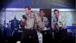 Ed Philips and The Memphis Patrol - Rock - A - Hula Baby ( Elvis Presley cover)